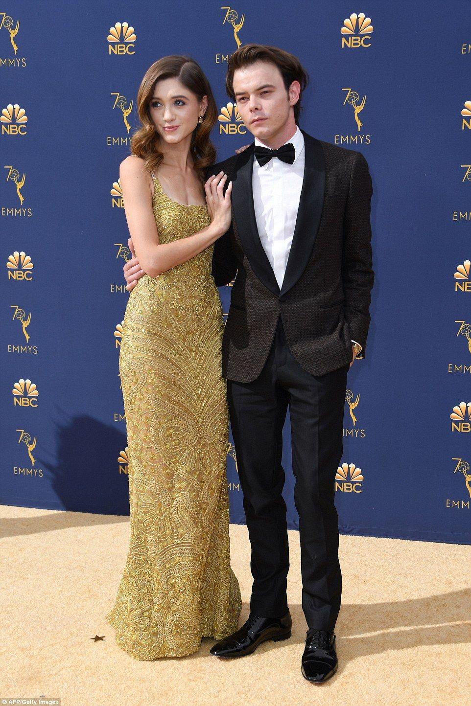 Emmy awards best dressed stars hit the red carpet natalie