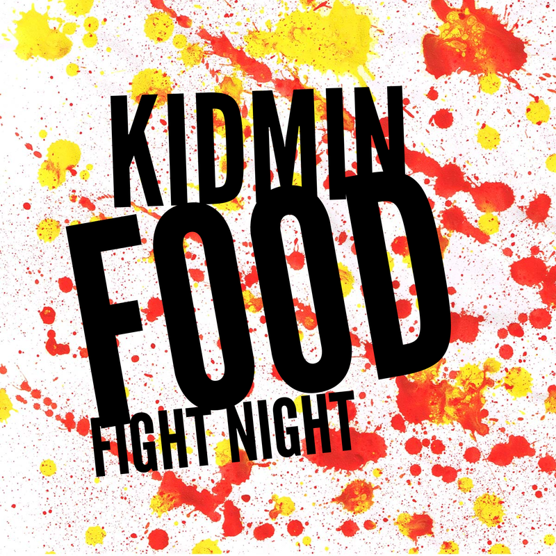 Youth Pastor Church Nite: Children's Ministry Food Fight Night. One Of Our Theme