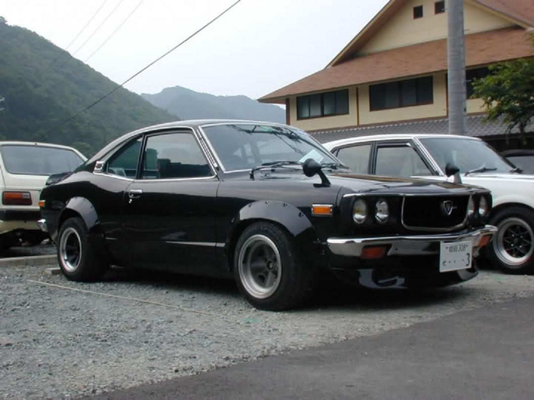 1975 Mazda RX-3 Maintenance/restoration of old/vintage vehicles ...
