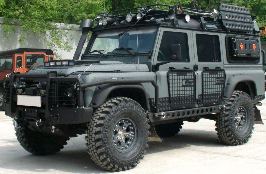 Side Door Window Guard 110 130 Land Rover Defender Land Rover 4x4 Trucks