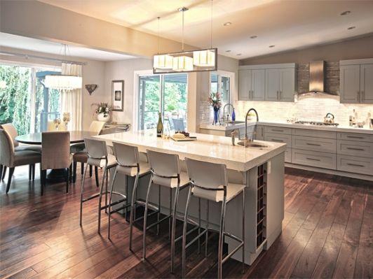 Clean Nd Sleek Very Nice Kitchen Design Ideas Home And Garden