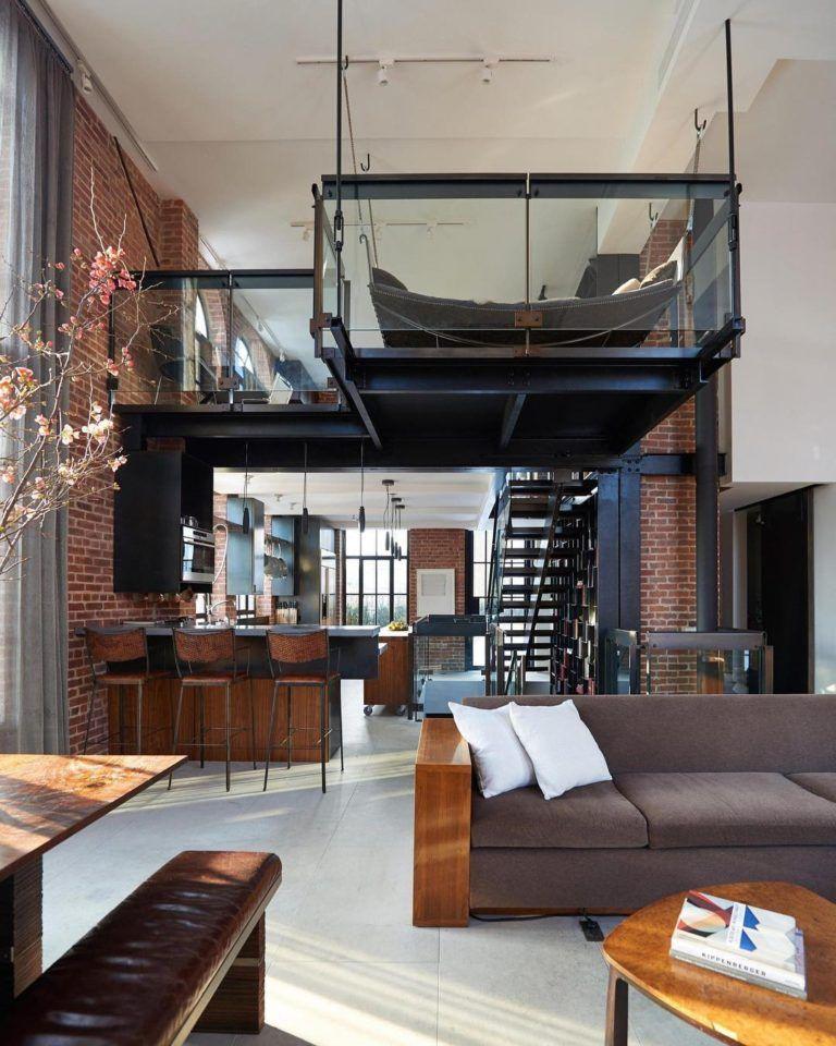 20 Ideias de Projetos de Lofts para Você se Inspirar –
