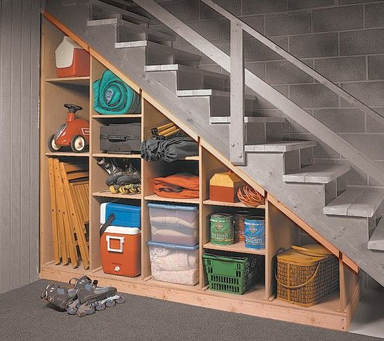 unfinished basement storage ideas. Basement Organization Ideas  Maximize That Tricky Under The Stairs Storage Spot With These Tips 5 Under Stairs Storage Great For Unfinished Space