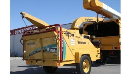 Vermeer BC 1800XL Wood Chipper 2006 for sale | Equipment for