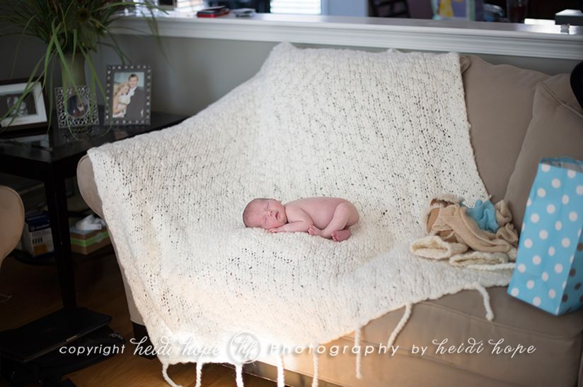 Creative Easy Diy Baby Photoshoot At Home