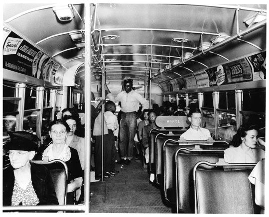 Before Rosa Parks, There Was Claudette Colvin. Bus BoycottMontgomery ...
