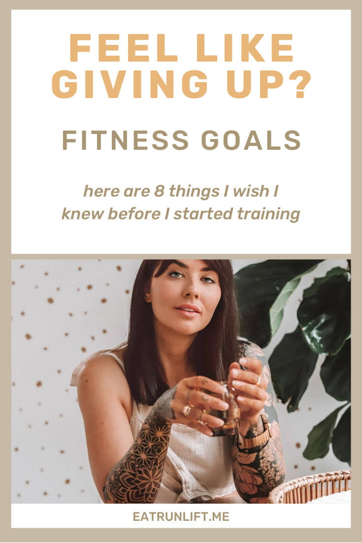 It's important to remember that a 'successful fitness journey' is going to look different for everyo...