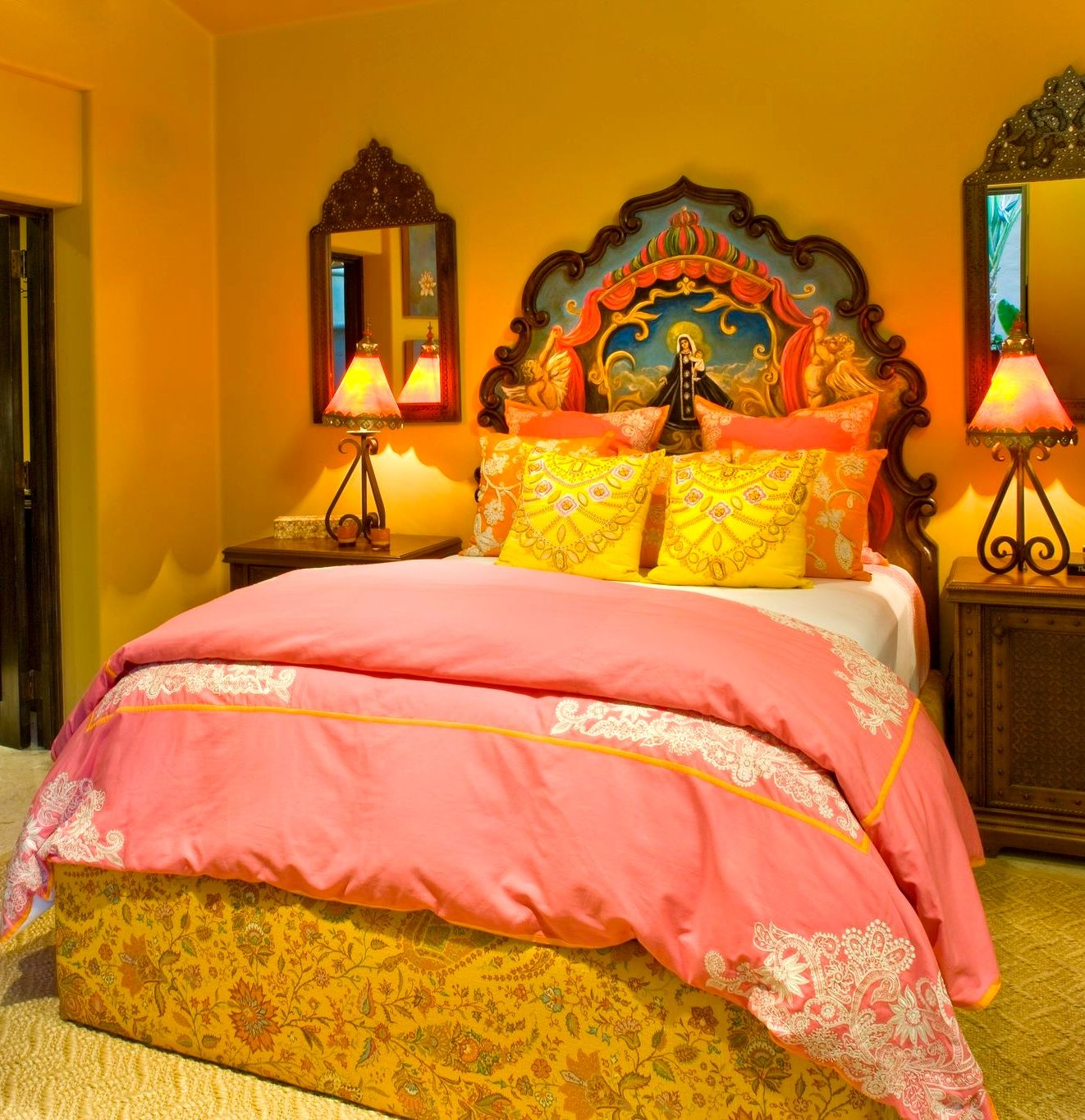 Mexican Home Decorations: Mexican Bedroom, Mexican Home Decor, Home