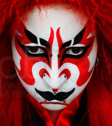 Image 6 By Far My Favorite Kabuki Makeup I Have Found Thus Far - Kabuki-makeup