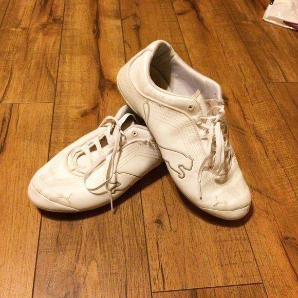 ladies puma tennis shoes