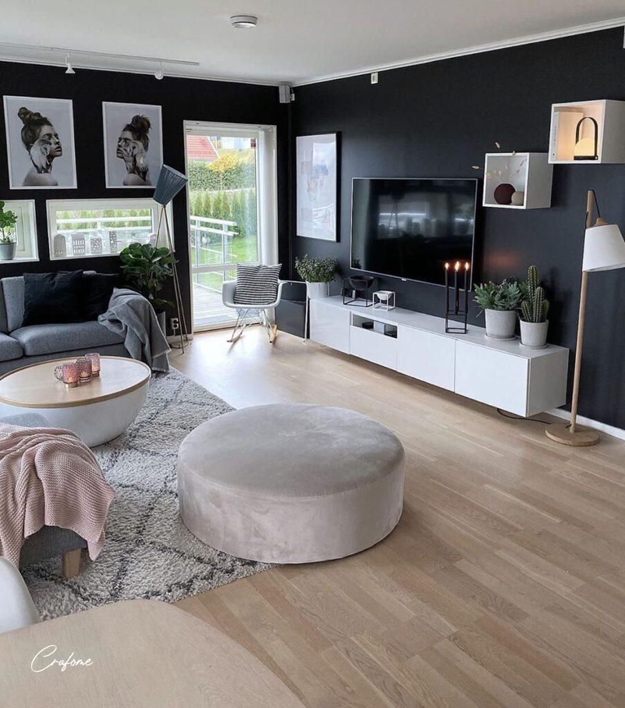 50 Grey Living Room Ideas You Must Look Crafome Living Room Grey Living Room Decor Gray Home
