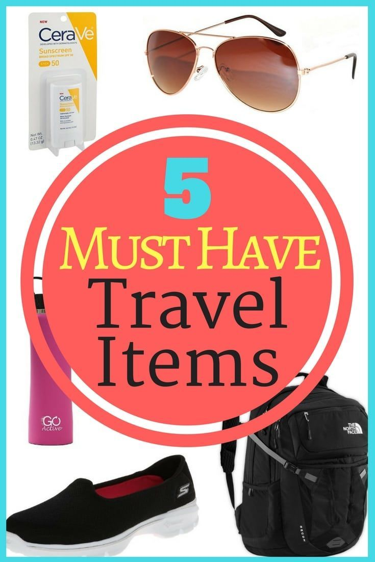 Great Packing List For A Day Trip Travel Items Packing Tips For Travel Travel Must Haves