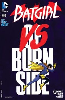 Today's Big, Big, Big, Big Batgirl Final Page Spoilers - Have You Reserved Secret Origins #10?