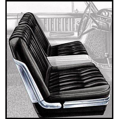 Ford Galaxie Interior Parts Seat Upholstery 1963 Galaxie