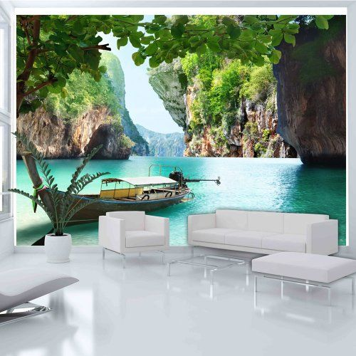 papier peint intiss top vente papier peint tableaux muraux xxl 350x245 cm nature. Black Bedroom Furniture Sets. Home Design Ideas