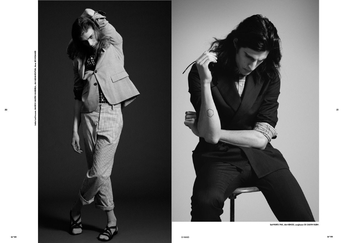 U+MAG | UNEXPECTED STYLE