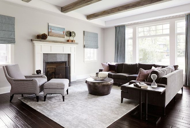 Find it the perfect grey paint that will outlast the - Perfect paint color for living room ...