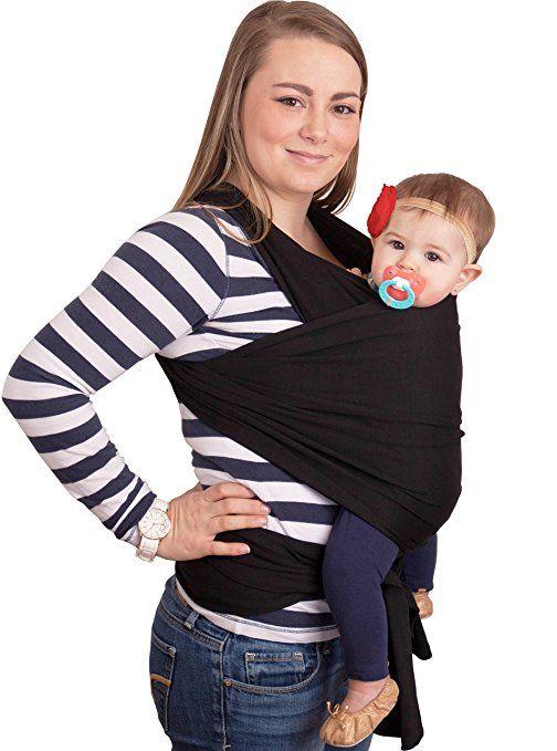 7f52debd570 Amazon.com   4-in-1 CuddleBug Baby Wrap Carrier