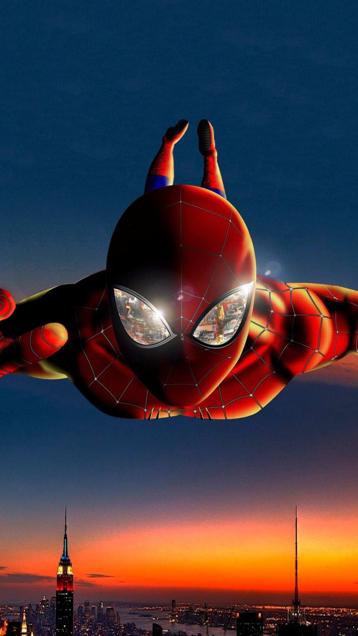 Captain America Civil War Art Iphone Wallpaper Marvel Spiderman