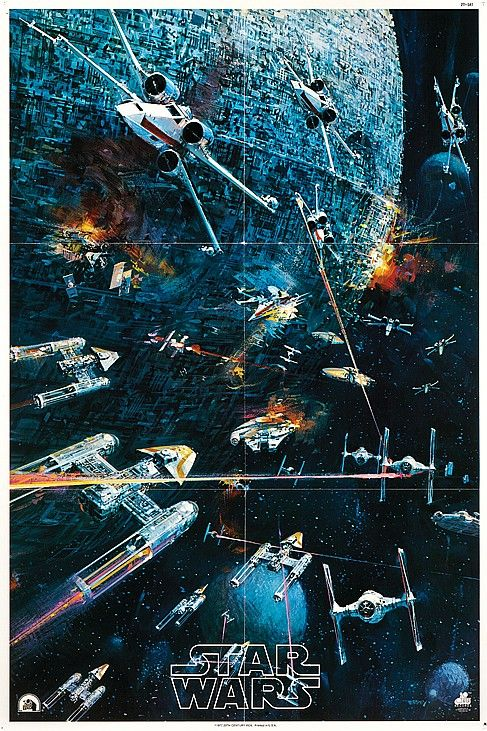 Star Wars Episode Iv A New Hope Soundtrack Promotional Poster Star Wars Movies Posters Star Wars Poster Star Wars Wallpaper