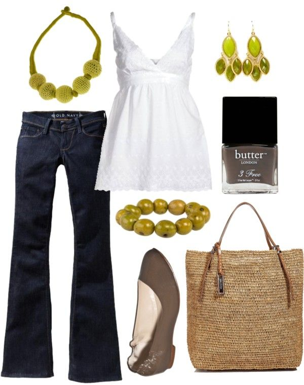 """hints of lime"" by htotheb on Polyvore"