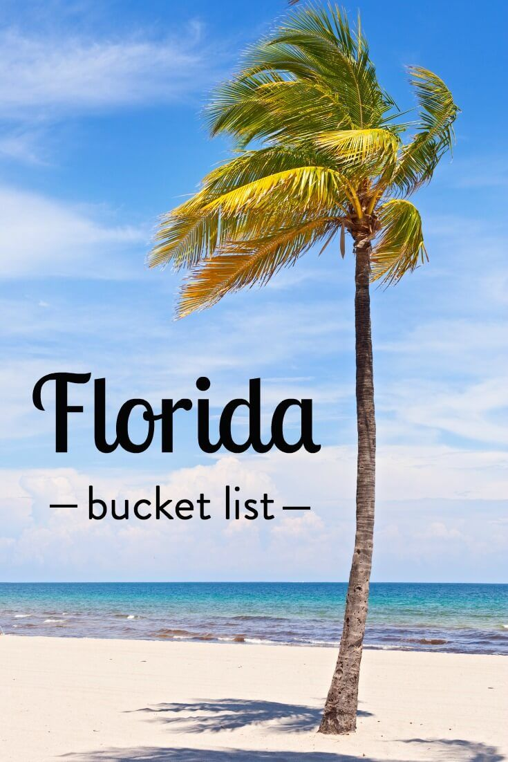 Best Things To Do In Florida The Beaches Theme Parks Cities