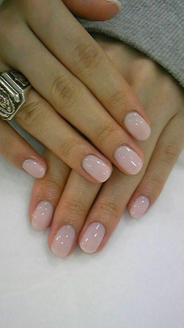 schlichte-nägel-super-interessanter-look | Pretty Nails ...