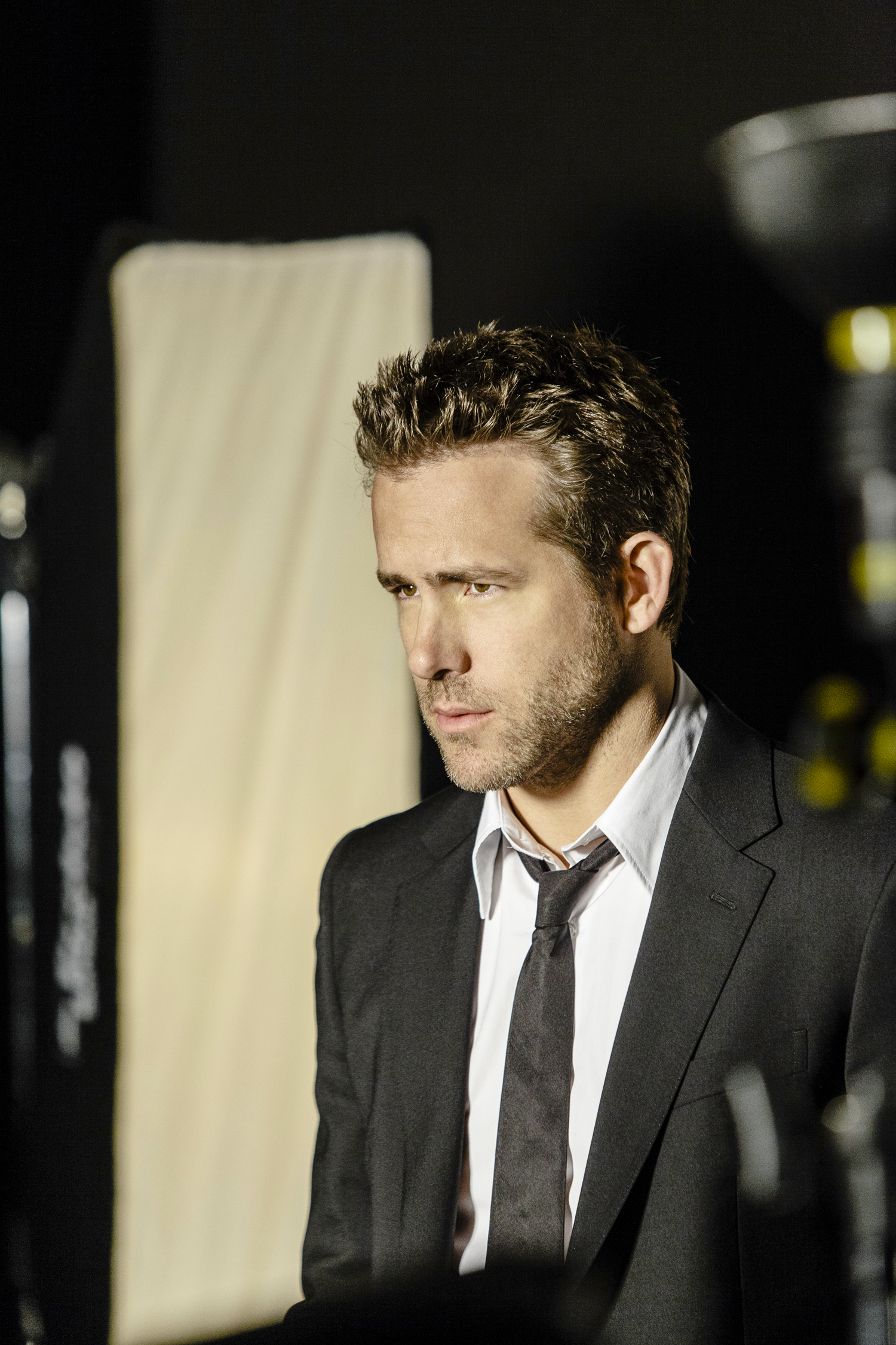On Set With Ryan Reynolds For L Oreal Paris Men Expert Ryan Reynolds Loreal Paris Reynolds