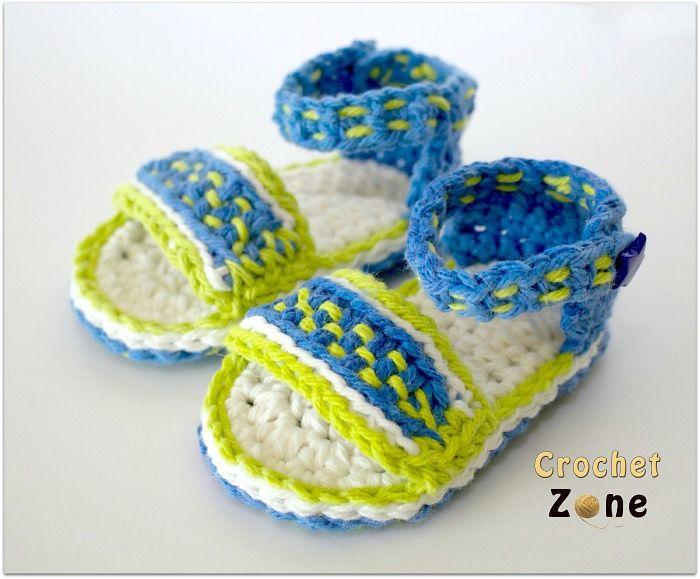 Dreamweaver Bootie Sandals By Ma Santos Free Crochet Pattern