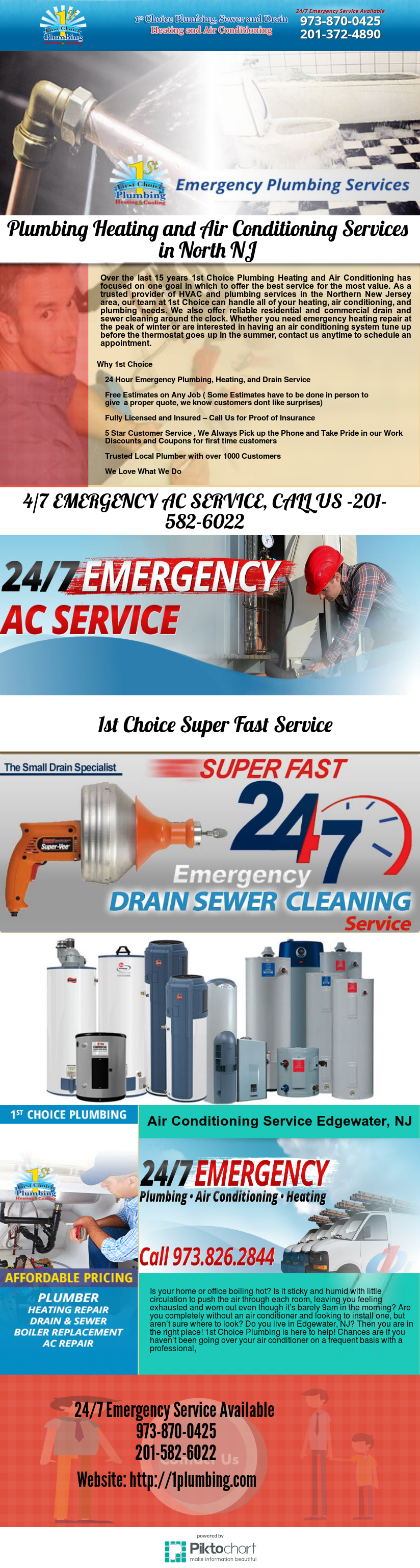 Air Conditioning Service Edgewater Nj 1st Choice Air Conditioning Services Plumbing Emergency Heating And Air