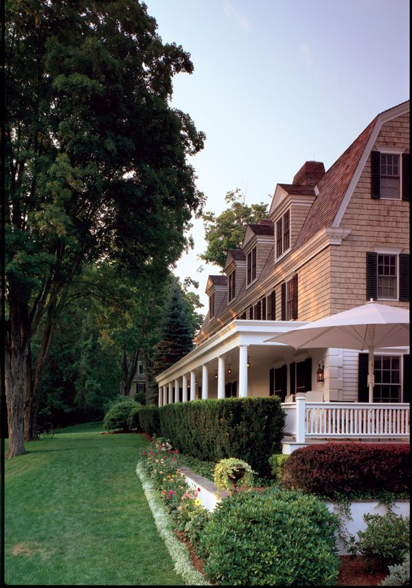 New England Luxury Hotel And Spa Photos From The Mayflower Inn