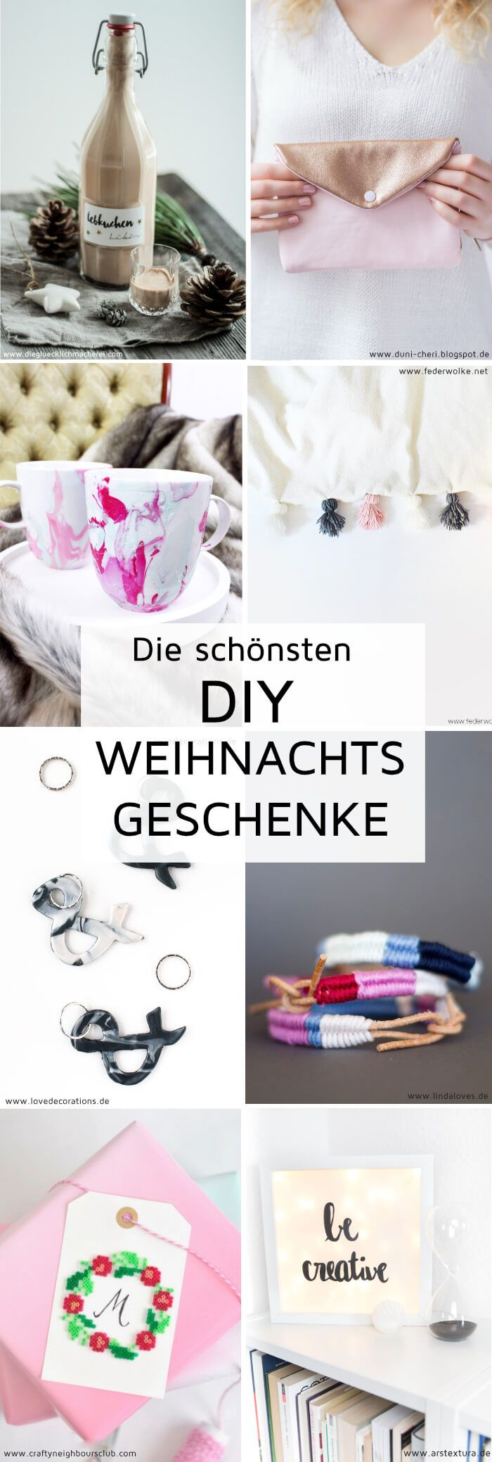 Photo of DIY Weihnachtsgeschenke selber machen: 8 kreative DIY Ideen