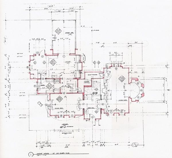 House Plans From The Movie Practical Magic First Floor My Dream House Practical Magic House Magic House Practical Magic