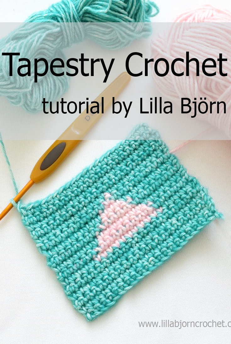 How to do Tapestry Crochet: step-by-step photo tutorial | Tapestry ...