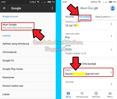 Ini Cara Menambah Akun Google Di Android Lakukan Edit Profil Gmail Untuk Membuat Akun Play Store Tetap Aman Walau Punya 2 Lebih Ema Google Aplikasi Android