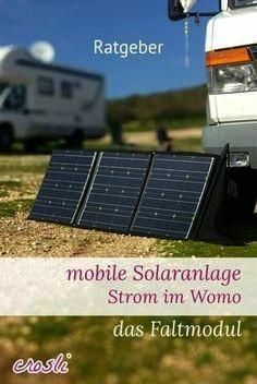 mobile solar system for the motorhome  I introduce the ultimate mobile solar system for motorhome  camping 100Wp foldable solar module Ultimate mobile solar system for th...