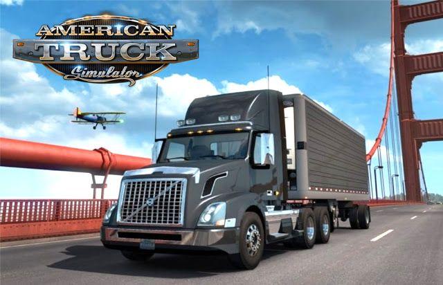 تحميل لعبة الشاحنات الامريكية