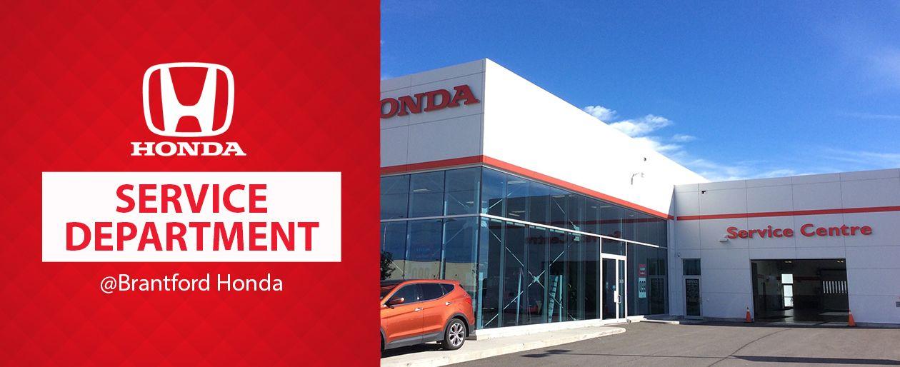 Ontario Honda Service Department Di 2020