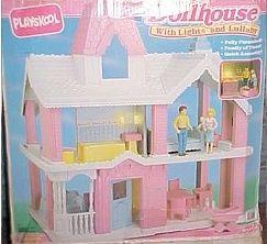 Dollhouse ~ Accessories: Playset = Dollhouse - 1993 #victoriandollhouse