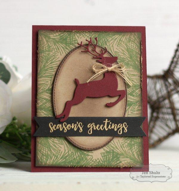 TE Sneak Peeks Day 3: Tags And Reindeer