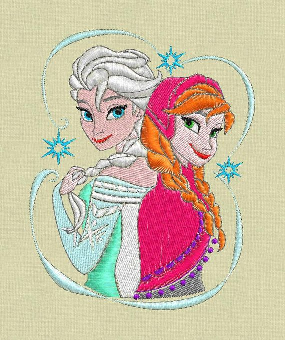 Embroidery Design Frozen Elsa Anna Pes Hus Jef Ask Another Format Maskinbroderi Design Maskinbroderi Broderi,Jeans Garments Showroom Interior Design Photos Catalog