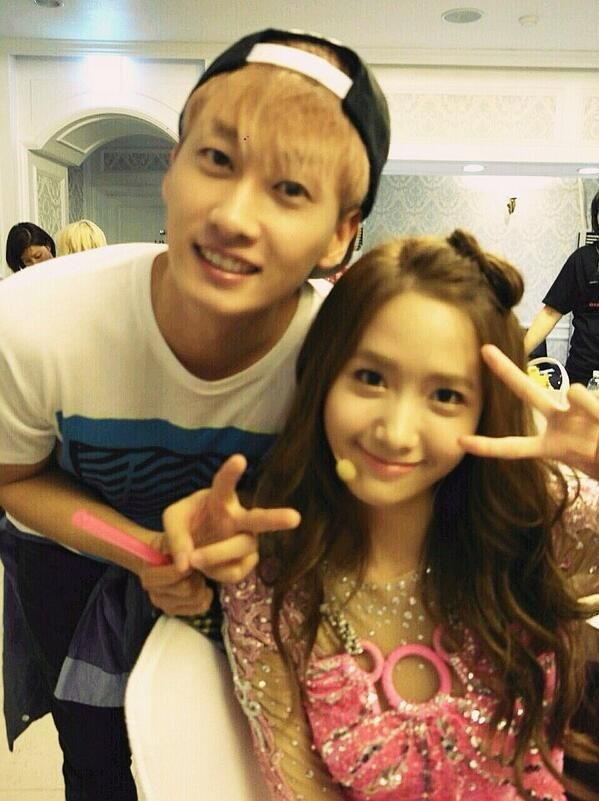 Is yoona dating donghae super