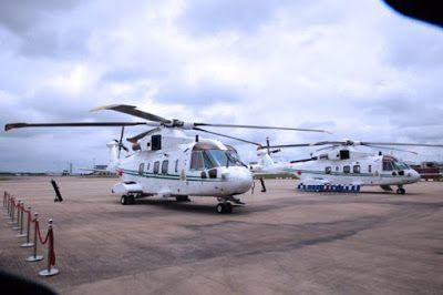 Welcome to Koko level's Blog | Koko level's: President Muhammadu Buhari GCFR Hands over Two Pre...