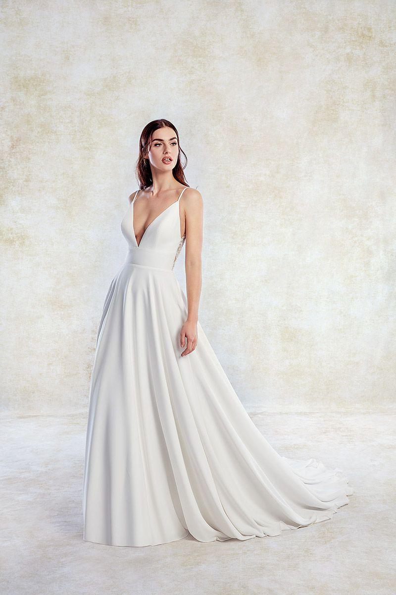 Wedding Dress EK20   Wedding dress shopping, Bridal dresses ...