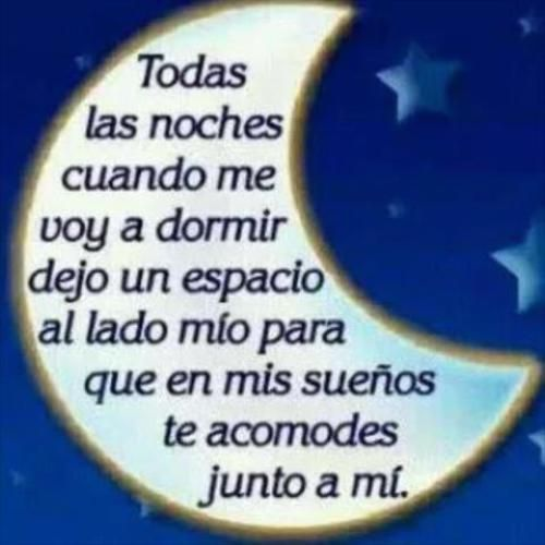 Frases Para Desear Buenas Noches Para Mi Amor Liliana Pinterest