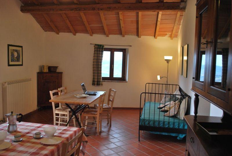 Appartamenti in villa Volterra Toscana agriturismo biologico ...