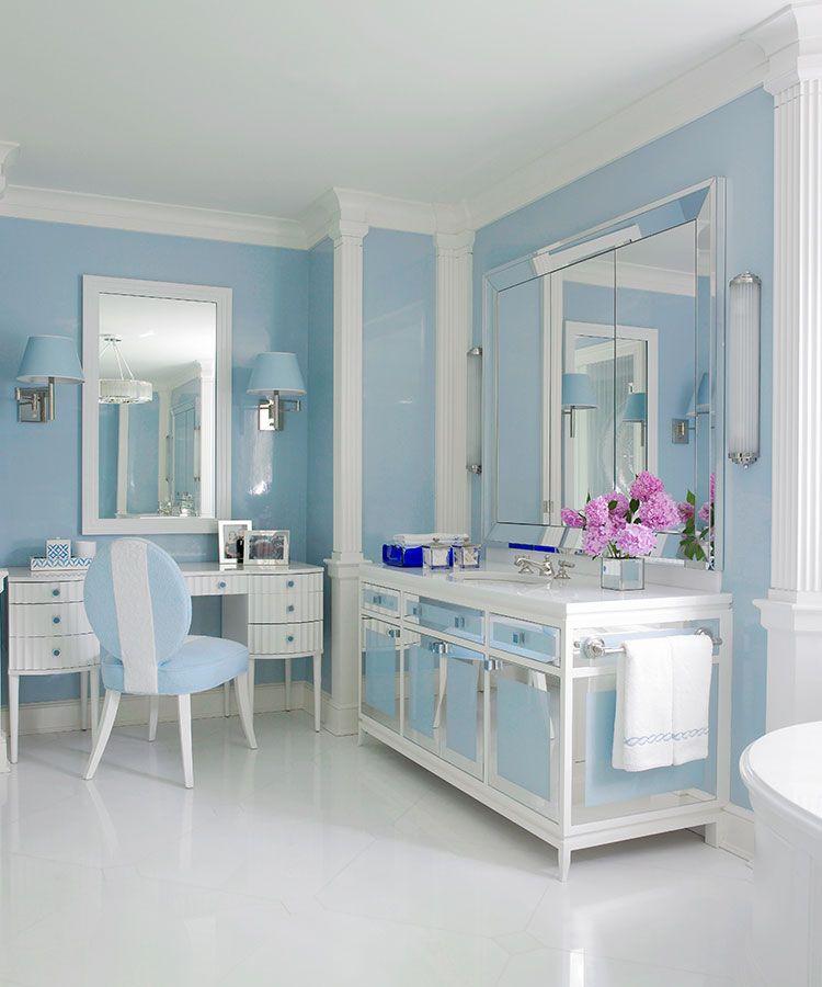 Greenwich Neutrals Anthony Baratta Bathroom floor