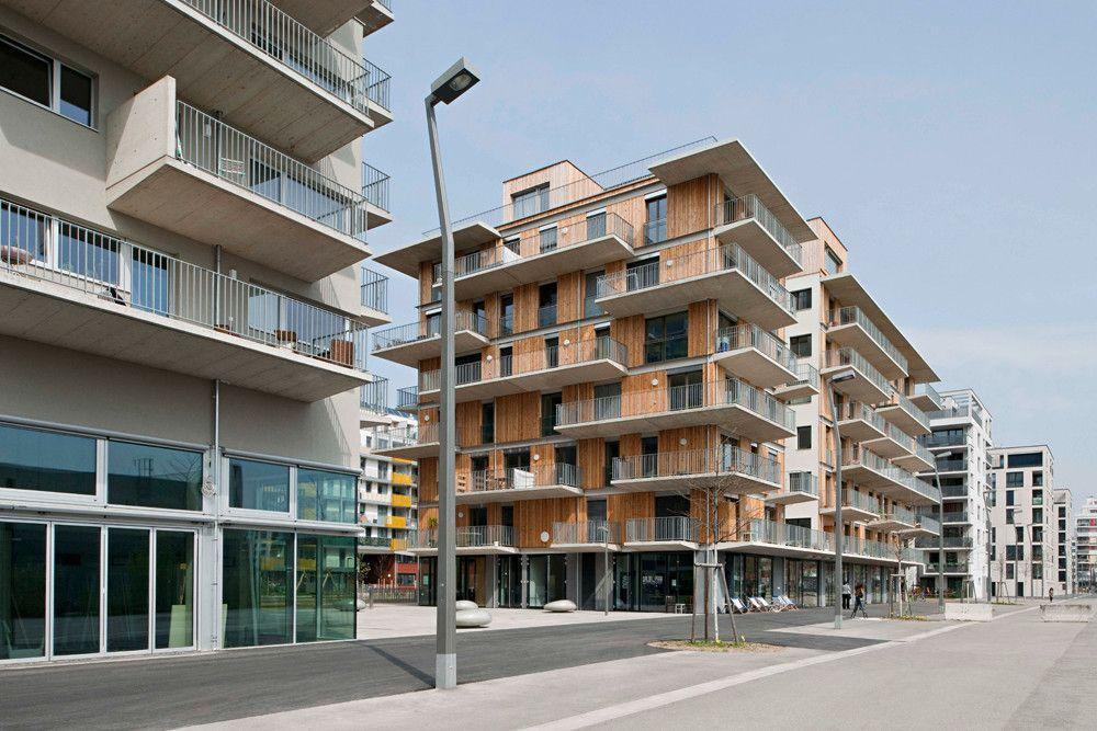 Wohnprojekt Wien | Heizung | Wohnen | Baunetz_Wissen