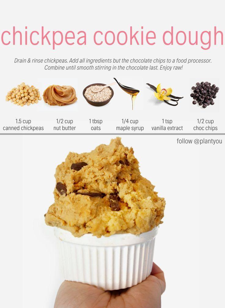 Creamy Vegan Cookie Dough Recipe