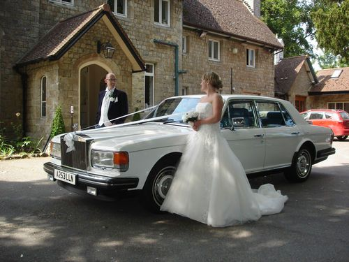 Wedding Car Hire  #wedding ceremony... Wedding ideas for brides, grooms, parents & planners ... https://itunes.apple.com/us/app/the-gold-wedding-planner/id498112599?ls=1=8 … plus how to organise an entire wedding, without overspending ♥ The Gold Wedding Planner iPhone App ♥